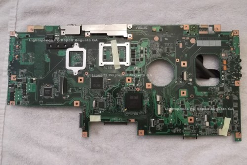 Asus G72Gz Motherboard