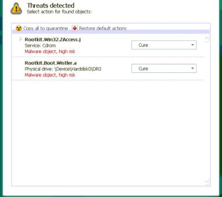 Anti Rootkit TDSSKiller