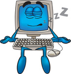 Image result for sleep PC