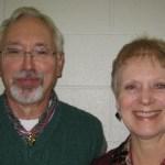 John & Sandy Kerstetter, Social Chairmen