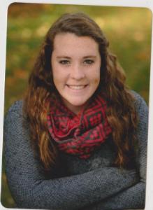 Ellen Shipley, 2014 Scholarship winner
