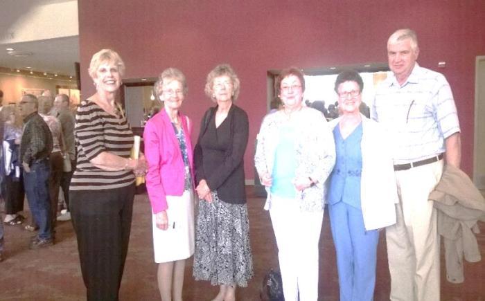 """PCRTA Members at """"Oklahoma"""""""