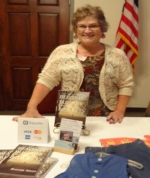 Brenda Nixon at September Meeting