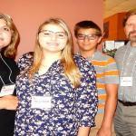 The Staneks: Linda, Maxine, Joseph, Lenard