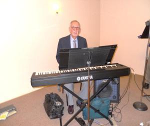 Jack Hurd, Pianist