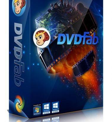 DVDFab 10.2.1.0 Crack + Serial Key Full Free Download
