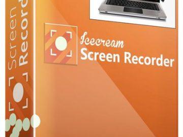 IceCream Screen Recorder 5.80 Crack + Full Premium Free Download