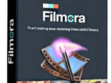 Wondershare Filmora 8.7.2.3 Crack + Keygen Full Premium [Latest] Free Download