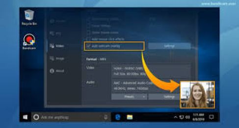 Bandicam Screen Recorder 4.2.0 Build 1439 Crack + Keygen Free Download