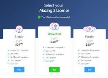 imazing 2.5.6.0 Crack + License Key Full Premium Latest Version Free Download