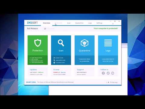 Emsisoft Anti-Malware 2018.7.0.8843 Crack + Full Keygen 2018 Free Download