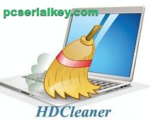 HDCleaner 1.205 Crack + Lifetime Key Free Download