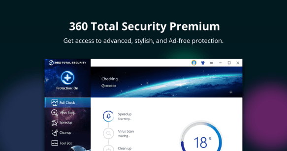 360 Total Security 10.2.0.1068 Crack + Full Keygen Download