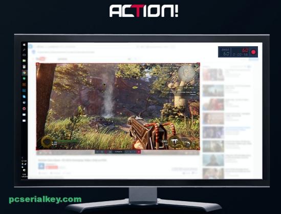 Mirillis Action! 3.5.0 Crack + Keygen [Torrent] Free Download