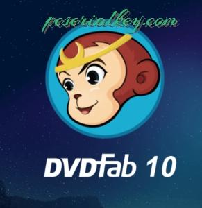 DVDFab 10.2.1.6 Crack + License Key Free Download