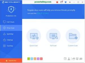 360 Total Security 10.8.0.1359  Crack + Full Keygen Download