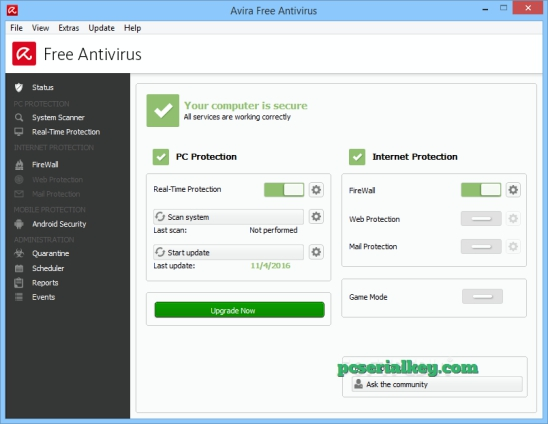 Avira Free Security 1.2.120.25126 Crack + Keygen Download