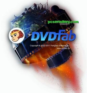 DVDFab 11.0.0.5 Crack + Full Torrent [Mac+Win] Download