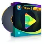 DVDFab Player 6.1.1.1 Crack + License Key Free Download
