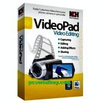 VideoPad Video Editor 10.61 Crack + Activation Code Free Download!