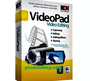 VideoPad Video Editor 7.02 Crack + Keygen 2019