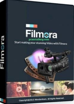 Wondershare Filmora 9.2.1 Crack + Activation Code 2020 Free [Latest]