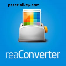 ReaConverter Pro 7.622 Crack With License Key Free Download 2021