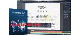 Guitar Pro Crack 7.5.1.1454