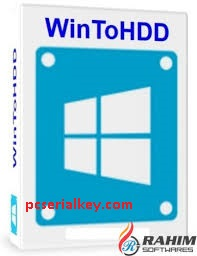 WinToHDD 2021 Crack