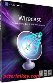 Wirecast Pro 14.0.4 Crack + Keygen Key Free Download