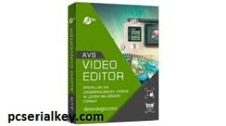 AVS Video Editor Crack 9.4.5