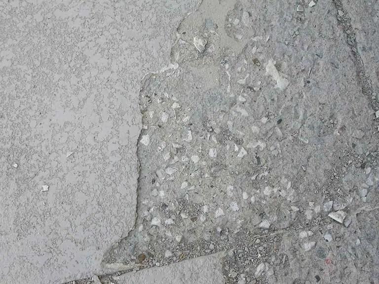 How To Repair Pitted Concrete Garage Floor Dandk Organizer