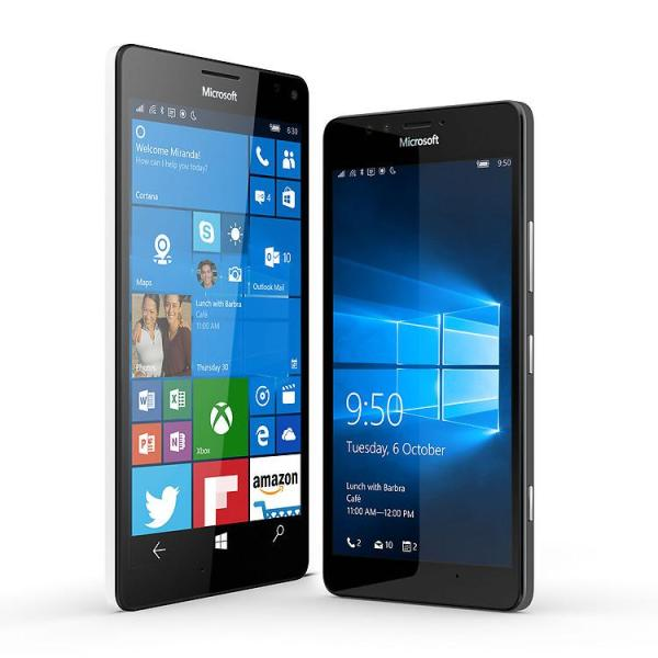 Windows 10 Mobile auf dem Microsoft Lumia 950 und Lumia 950XL