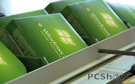 Windows 7 in der Produktion