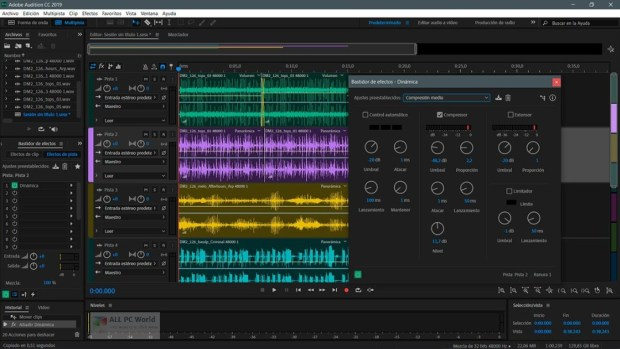 Download Adobe Audition CC 2019 Crack Dowload