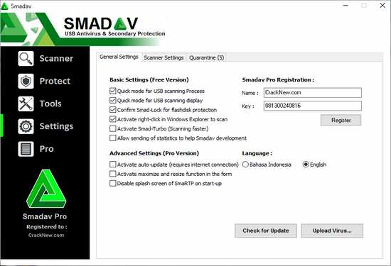 Smadav Pro Rev 14.6.2 Crack + Serial Key Full Version 2021 [Activated]