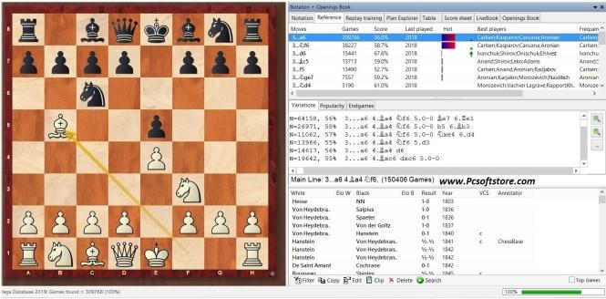 ChessBase 16.40 Crack Full Version + Activation Keygen