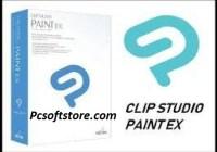 Clip Studio Paint EX 1.10.6 Crack