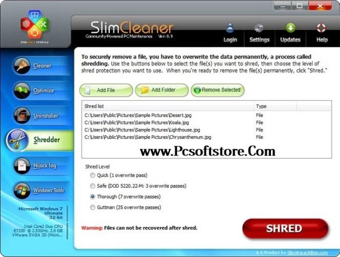 SlimCleaner Plus 4.3.1.87 Crack + Registration Key [2021]