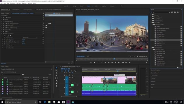 Adobe Premiere Pro CC 2018 Crack & Patch Full Version