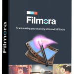 Filmora Video Editor 8 registration key with patch for free download