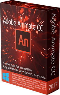 Adobe Animate CC 2018 Build 18.0.0.107 + Crack Free Download