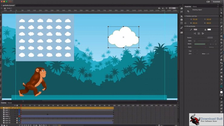 Adobe Animate CC 2018 full version with serial key