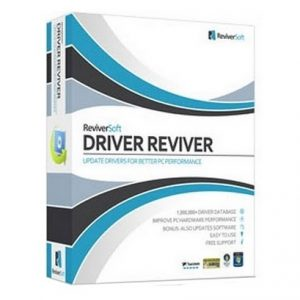 Driver Reviver 5 Crack Free download