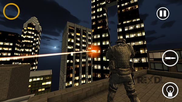 Sniper 3D Assassin Unlimited Coins With Diamond Full Version