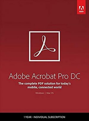 Adobe Acrobat Pro DC 2019.820071 Multilingual + Crack Free Download