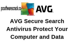 AVG Secure Search Crack