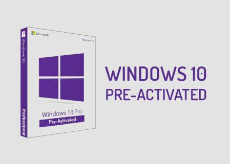 WINDOWS 10 PRO PRE-ACTIVATED LATEST FREE DOWNLOAD