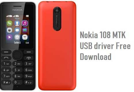 nokia 108 usb driver best dongle