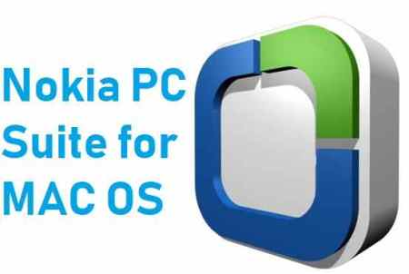 Nokia PC Suite For MAC Free Download